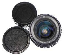 Pentax SMC 30mm f2.8 K mount  #5316945