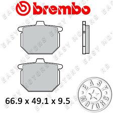 07HO03.07 COPPIA PASTIGLIE FRENO BREMBO ANTERIORE HONDA CX 500 78>80