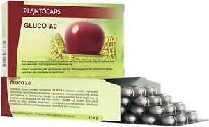 plantoCAPS® GLUCO 3.0 Abnehm Kapseln   Appetitzügler   Appetithemmer