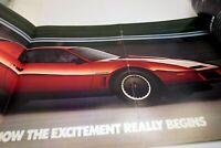 Pontiac 1982 Trans Am Advertisement Ad from magazine
