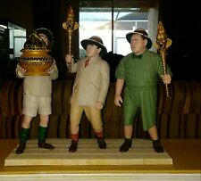The Three Stooges Model Kits Pro built and painted!