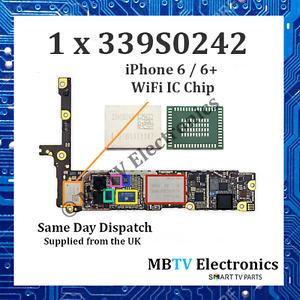 339S0242 - iPhone 6 / 6+ / 6 Plus WiFi Wireless Bluetooth Repair IC - U5201_RF