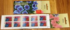 Iceland Booklet 2003 #1 Summer Flowers IV 10x 45 kronur - MNH - Excellent!