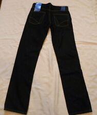NWT Adidas Slim Fit Dark Rinse Medium Rise Mens Blue Jeans Size 29X32