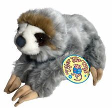 Plush SLOTH from Tiger Tale Toys 3+ Stuffed Toy Animal