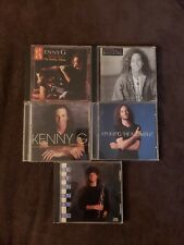 Kenny G : Paradise CD/ The Moment/ Breathless/ Miracles Holiday Album/ Kenny G