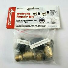 ProPlumber Ppyhrk1nl Hydrant Repair Kit Solid Brass Design Parts Plunger O-rings