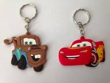 NEW Lot of 4 Disney Cars Keyrings - Perfect for party loot bags & party favours