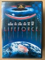 Lifeforece 1985 Británico Espacio Vampires Horror Sci-Fi Película Culta US 1 DVD