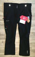 CIMALP RECCO PANTS MENS BLACK OUTDOOR SKI SNOW WATERPROOF TROUSER Size XL (£140)