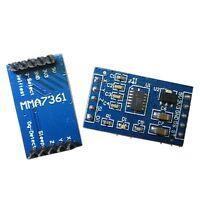 MMA7361 Sensor Inclination Accelerometer Acceleration Module For Arduino Instead