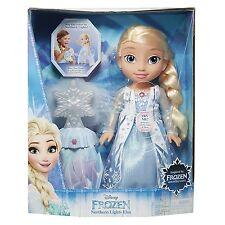 Northern Lights Elsa Frozen de Disney Muñeca Del Niño * Nuevo *