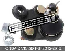 Ball Joint Front Lower Arm For Honda Civic 5D Fg (2012-2015)