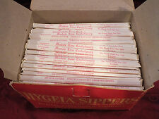 NOS Vtg Box of HYGEIA SIPPERS Special Order Straws Lackawanna, NY Confectionery
