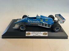 CP Models Formula 1 F1 Osella FA1/E #32 Piercarlo Ghinzani 1983 1/18