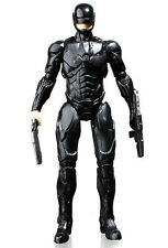 "Joel Kinsman's ROBOCOP 6"" Light-up BLACK suit v.3.0 Action Figure by Jada Toys"