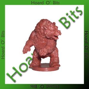 D&D WRATH OF ASHARDALON BITS - CAVE BEAR