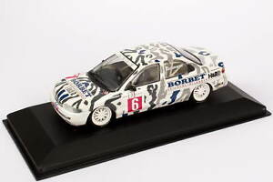 1:43 Ford Mondeo ADAC Tw-Cup 1994 Eggenberger BORBET Nr.6 Eichmann - Minichamps