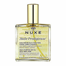 1PC NUXE Huile Prodigieuse Multi-Usage Dry Oil Face,Body & Hair 3.3oz 100ml