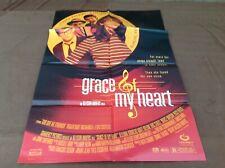 1996 Grace Of My Heart Original Movie House Full Sheet Poster