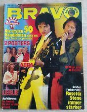 Bravo 12/13/1978 - Rosetta Stone - Mick Tucker - Suzi Quatro - Nick Nolte