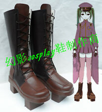 Anime Vocaloid Hatsune Miku Senbonzakura Halloween Girls Cosplay Long Boots Shoe