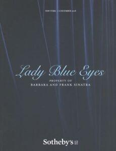 Sotheby's New York, LADY BLUE EYES. Property of Barbara and Frank Sinatra 2018