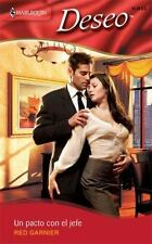 Un Pacto Con El Jefe: (A Pact with the Boss) (Harlequin Deseo)-ExLibrary