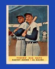 1958 Topps Set Break #304 Tigers' Big Bats VG-VGEX *GMCARDS*
