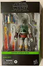 Star Wars The Black Series: Boba Fett (Return of the Jedi) - #06 (2021)