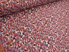 Cortinas De Tela Tapiz poco Holanda Tapicería Sofá De Triángulo Geométrico Craft
