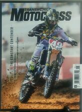 Transworld Motocross June 16 Constant Contender Martin Davalos FREE SHIPPING sb