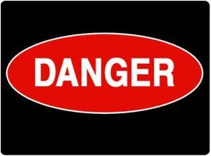 BALER ~ BAILER ~ SAFETY ~ WARNING ~ DECALS ~ LABELS