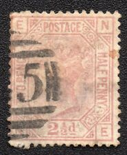 ROYAUME UNI ;GREAT BRITAIN ;2 1/2p ;plate 10 ;1876-80 ; YT 56 ; Scott 67 / L245c