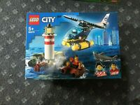 LEGO City Police Set 60274 Elite Police Lighthouse Capture BRAND NEW BNSB