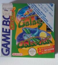 Galaga & Galaxian Nintendo Game Boy