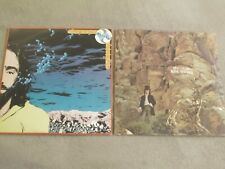DAVE MASON 2 Vinyl LPs: LET IT FLOW & ALONE TOGETHER EX WAX Blue Thumb Records