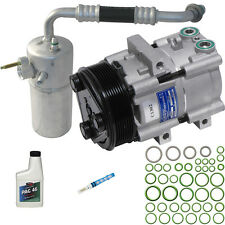 New A/C Compressor Kit With Clutch With Front AC KT 4153