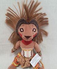 Simba Roi Lion Jouet Doux en Peluche Simba de comédie musicale Broadway New