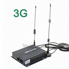 12V 24V ethernet car wifi 3g router with sim card slot and external antenna