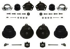 For Moog Upper & Lower Ball Joints For Chevelle GTO Camaro 64-68-72 Nova Cutlass