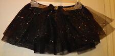 Happy Tutu Black Baby Girls Tutu Skirt Size 4T