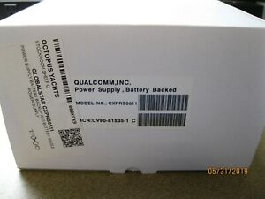 Qualcomm CXPRS0511 Power Supply w/ Battery Back Up - globalstar