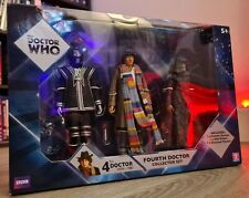 More details for the 4th doctor collector figure set voc robot the master b&m *loose accessory