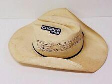 Vintage Cooper Tires Eddy Bros Cowboy Hat - Promotional