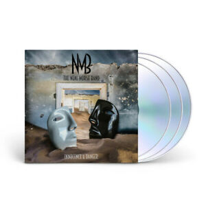 NEAL MORSE BAND NMB Innocense & Danger ( Dream Theater ) 2CD+DVDLTD