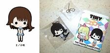 Nisekoi TINY Rubber Strap w/ Earphone Plug Kosaki Onodera Aniplex Licensed New