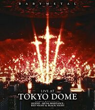 New BABYMETAL LIVE AT TOKYO DOME Regular Edition 2 Blu-ray Japan TFXQ-78150