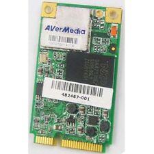 HP DV6 AVerMedia A317 Hybrid TV Turner card FM Card 482467-001 Anlog/ATSC