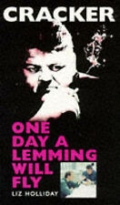Cracker: One Day a Lemming Will Fly by Liz Holliday Small Paperback